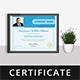 Employee Certificate