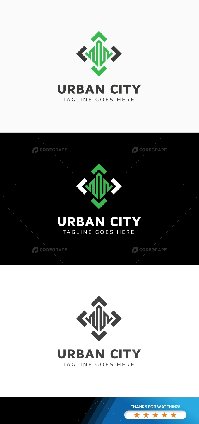 Urban City Logo