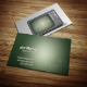 Old Retro Business Card