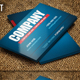 Blue Jeans Theme Business Card