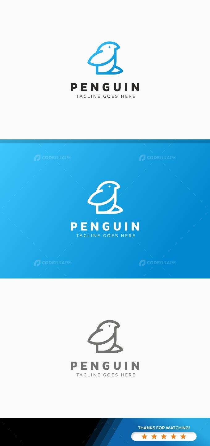 Penguin Logo
