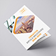 Corporate Business Bifold Brochure