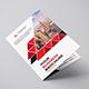 Corporate Business Bifold Brochure