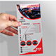 Rent A Car Rack Card