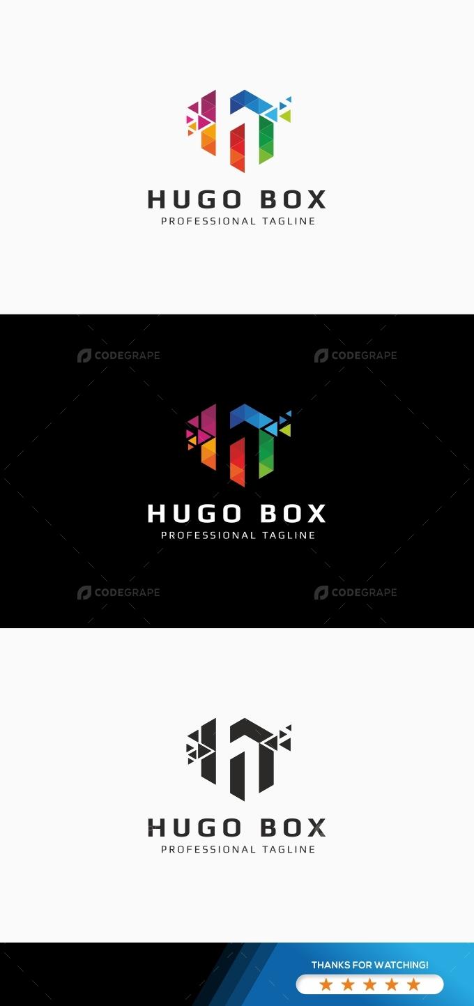 Hugo Box Logo