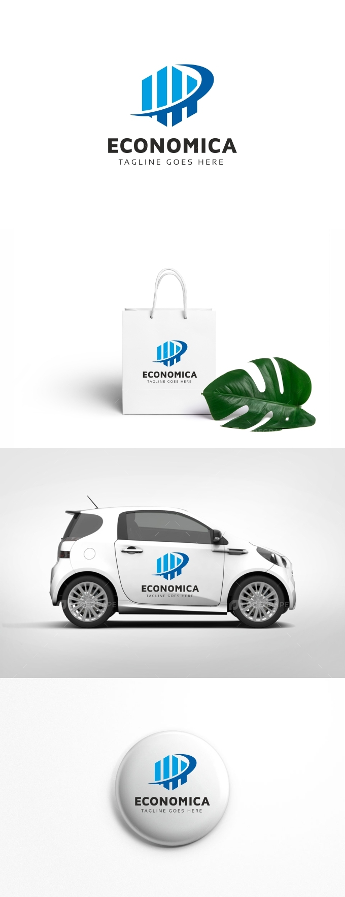Economica Invest Logo