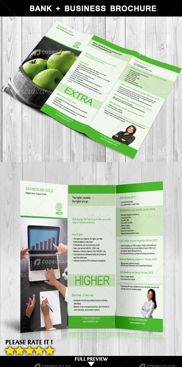 Bank + Business Brochure