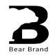 Bear Brand (B Letter Logo Design)