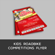 Kids Roadbike Competitions Flyer