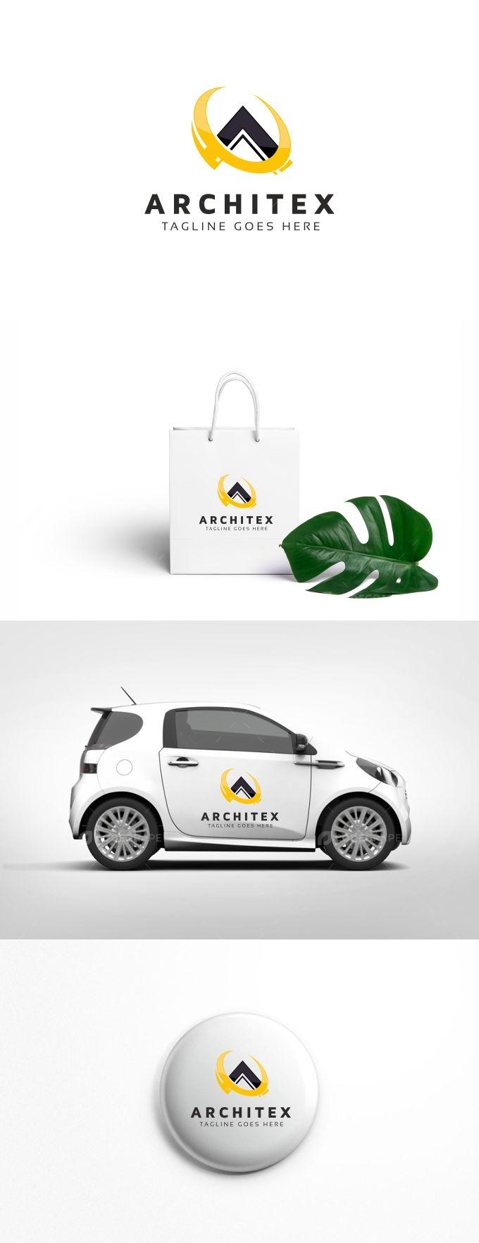 Architex A Letter Logo