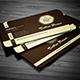 Coffee Shop Business Card