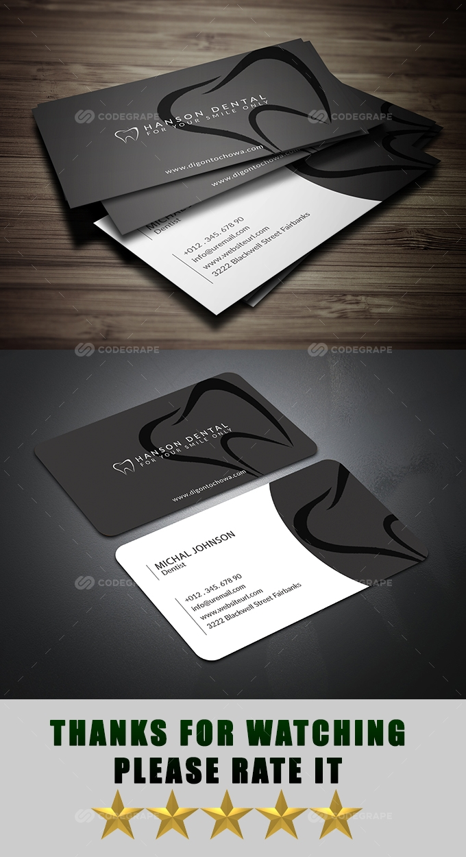 Business card design print codegrape business card design reheart Image collections