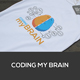 Coding My Brain T-Shirt