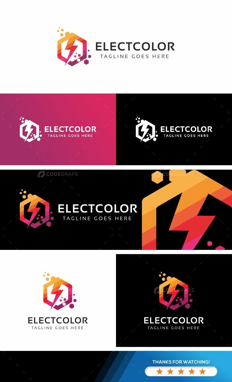 Electro Color Logo
