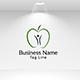 Fruit Business Logo