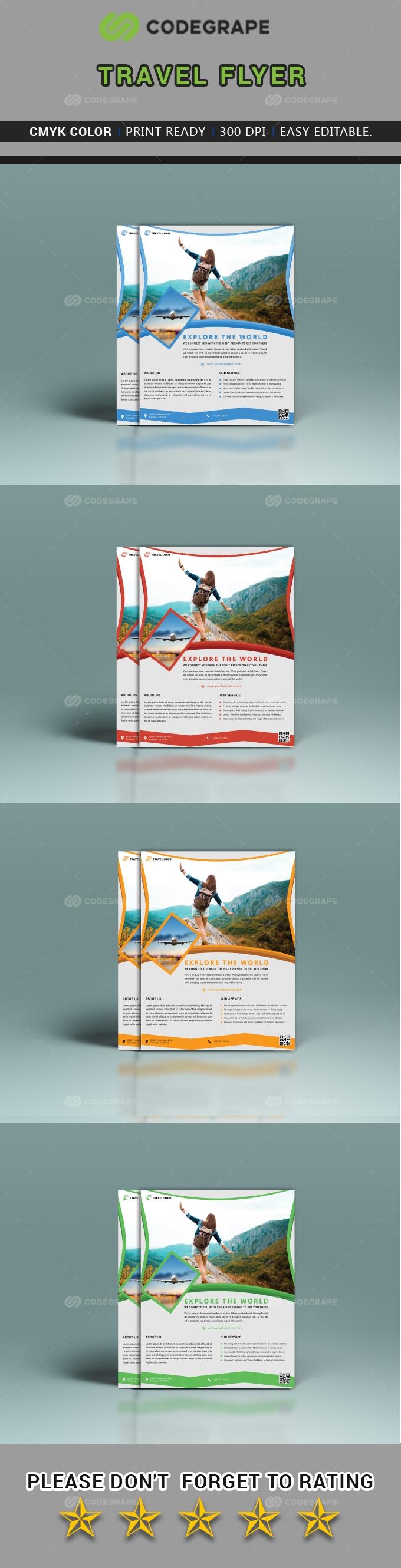 Travel Business Flyer
