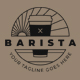 Barista Coffee Logo