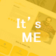 It's Me - Creative Personal Template