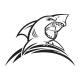 Shark Hunter Logo