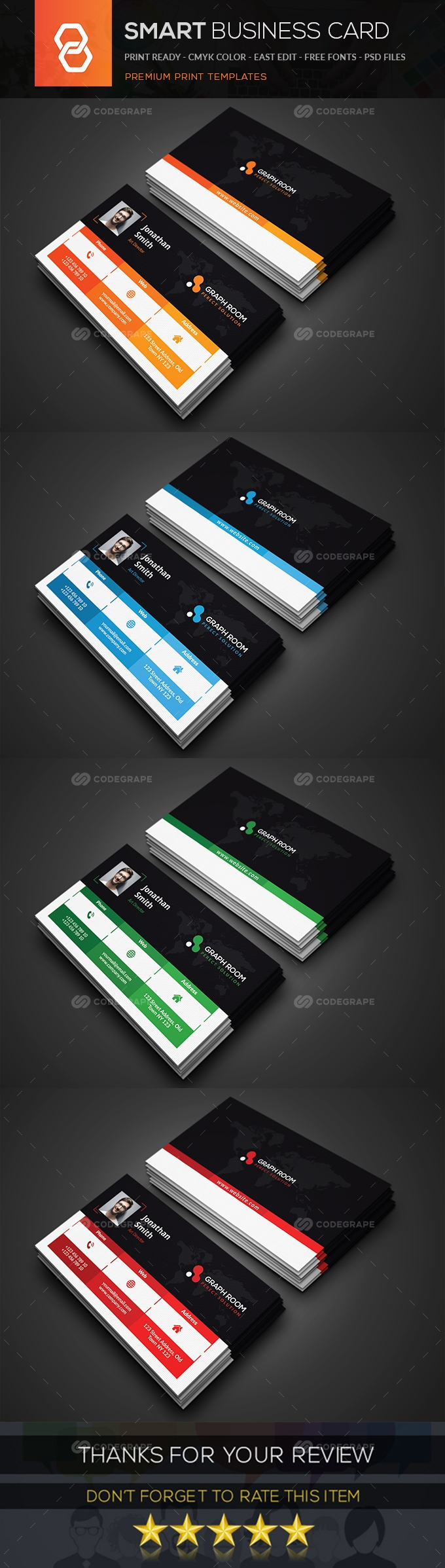 Smart Business Card