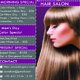 Hair Salon Flayer