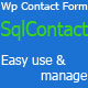 SqlContact - Wordpress Ajax Contact Form v1.0