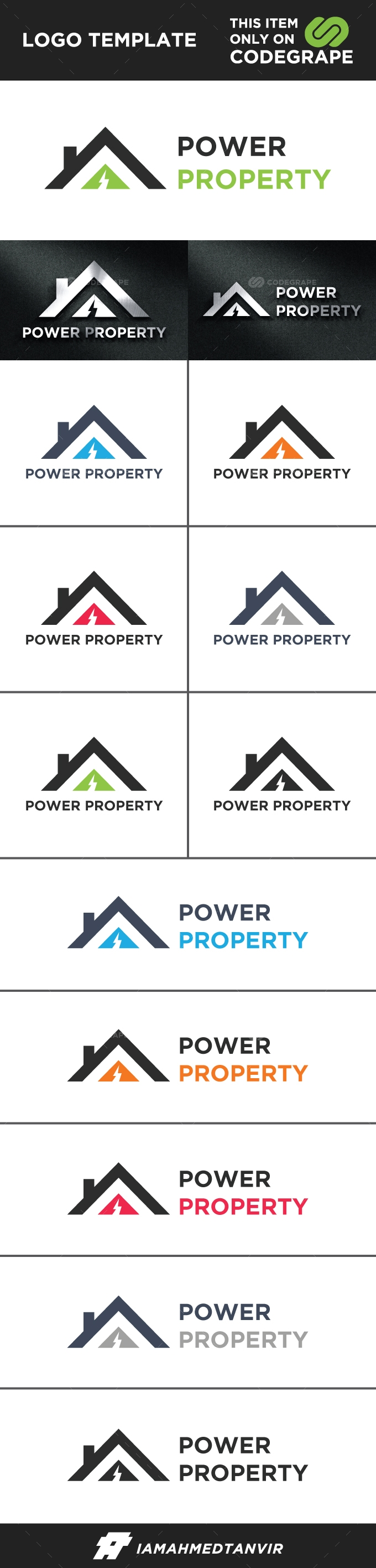 Power Property Logo