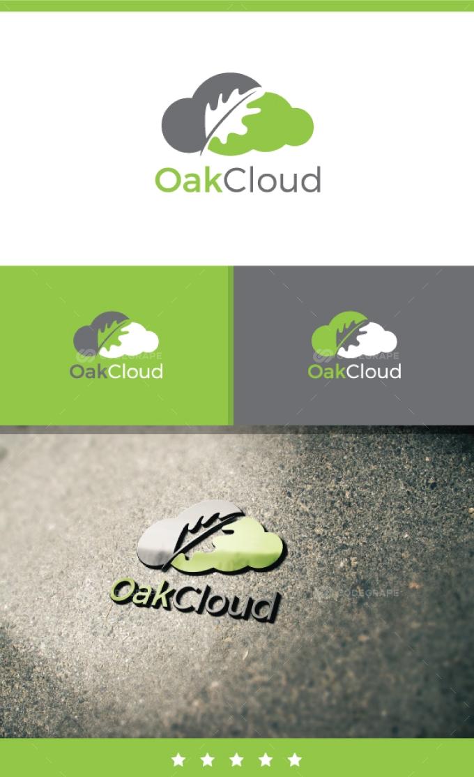 Oak Cloud Logo