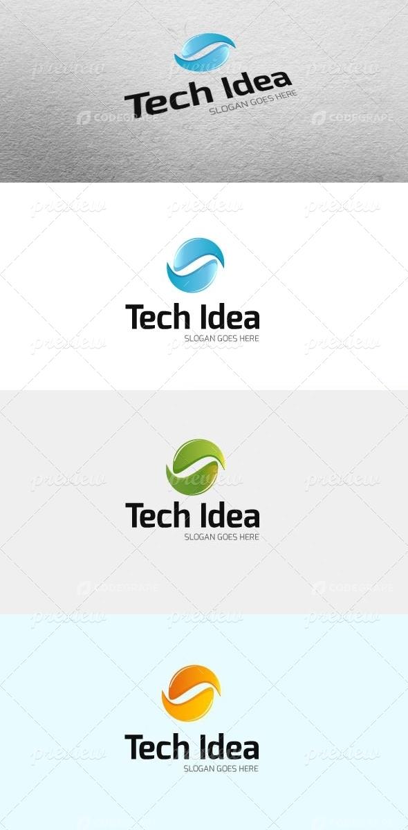 Tech Idea Logo