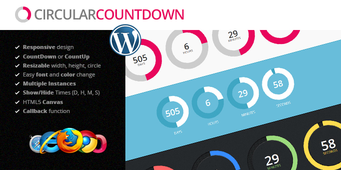 Essential Web Design Bundle with Extended License - Only $29 - codegrape 2430 circular countdown wordpress plugin