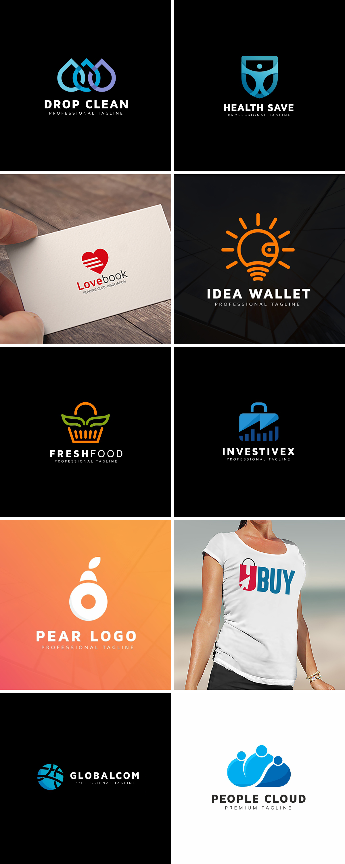 Royal Print Templates Bundle with 160 Items - Only $19
